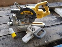 Dewalt sliding saw