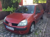 Renault Clio For Sale - LOW MILEAGE