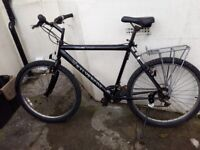 Silverfox Cyclone Adult Bike