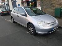 Honda civic 1.4 automatic excellent car