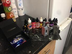Vapours and liquids