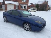 Fiat Coupe 20vt 6 Speed