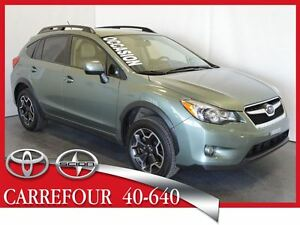 2014 Subaru XV Crosstrek Touring 4WD 2.0i Gr.Electrique+Air