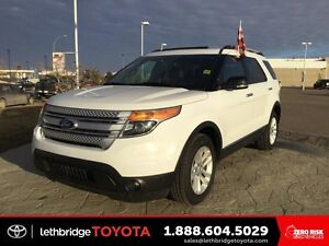 Certified 2013 Ford Explorer XLT AWD - PRICED TO SELL! HEATED LE
