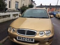 Rover . Engen 14 cc. Mot 12 mouth. 0ners 2 from