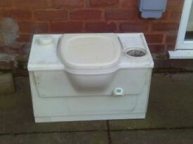 caravan thetford cassette toilet