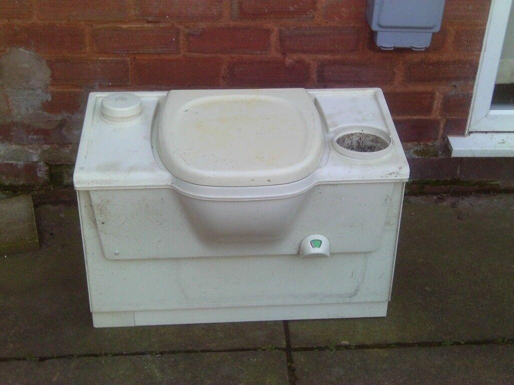 Thetford Cassette Toilet : Caravan thetford cassette toilet in castle bromwich west