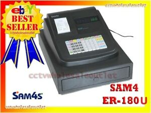 SAM4s(Samsung) ER-180U cash register -LOWEST PRICE BRAND NEW IN BOX