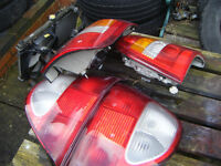 ROVER MGZR/ZS/ROVER 25 ETC ETC , PAIR REAR LIGHTS ALL COMPLETE £20