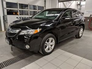 2014 Acura RDX CLEAROUT $25995 AWD with Full Coverage Warranty