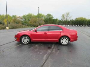 2010 Ford FUSION SEL FWD