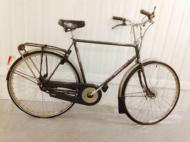 Sparta Dutch city bike serviced Drum Breaks Hub Gears