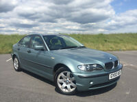 VERY LOW MILEAGE BMW 316i SPECIAL EDITION NEW MOT AUTOMATIC FULL SERVICE HISTORY VERY NICE CAR!