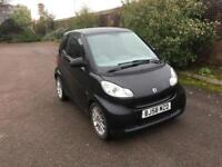 SMART FORTWO PURE 61 MHD AUTO- PETROL- LOW MIlES - PART EXCHANGE WELCOME