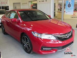 Honda Accord Touring Coupe V6 *MÉGA LIQUIDATION* 117$/SEM 2016
