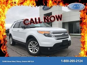 2014 Ford Explorer XLT, Moonroof, Navigation, Ine Owner!