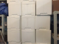 Free PolyBoxes. Frozen or Chilled food or Garden Veg Planters.