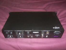 AVID / Digidesign Eleven Rack with Expansion Pack Effects and Audio / Midi Interface for Pro Tools.