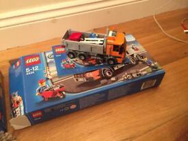 Lego truck 4434