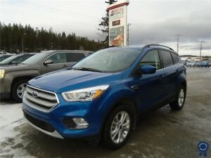 2017 Ford Escape SE 5 Passenger 4X4, 3.51 Axle Ratio, 1.5L Gas