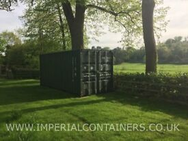 20FT ONE TRIP-NEW SHIPPING CONTAINER - SHIPPING CONTAINERS LONDON