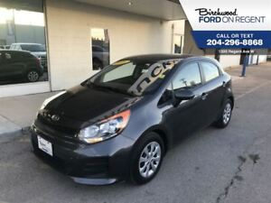 2016 Kia Rio LX Hatch*2 Sets Of Tires/Blue Tooth*