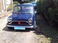 Rover Mini 1275 1987 MOT June 18
