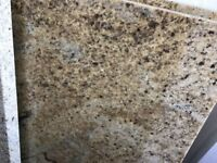 Kashmir Gold granite worktop x 2