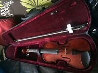 3/4 Violin - Good Condition - Originally from Stringers