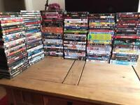 Massive DVD/Bluray/CD collection