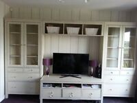 Matching Cabinets, TV Unit & Coffe Table, Shabby Chic