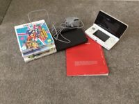 White Nintendo 3DS package