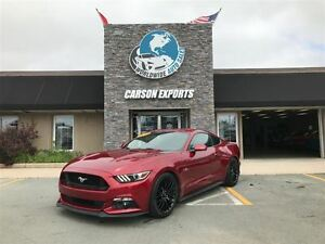 2015 Ford Mustang WOW GT PREMIUM TRACK PACK! FINANCING AVAILABLE