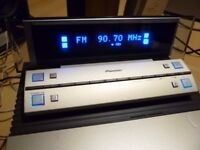 Pioneer XC-L77 Hi fi (high end) stereo with line input, FM stereo radio, CD and tape