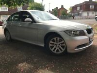 BMW 318i SE AUTO,Silver,2006,Petrol,New MOT,Full Service History,99k low miles,HPi Clear,only £2295