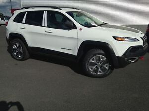 2015 Jeep Cherokee Trailhawk**NAVIGATION