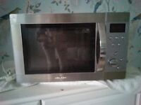 Bush Stainless Steel Microwave oven with grill Model BM997SSG