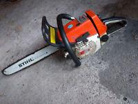 "Stihl 026 Chainsaw - 16"" Bar"