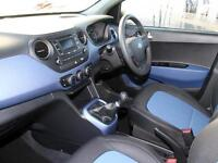 Hyundai i10 PREMIUM (blue) 2016-12-30
