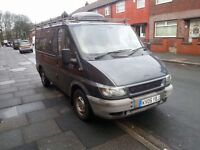 Ford Transit 280Tdci camper van - motor home sale or swap for car