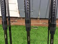 Century Carp rods