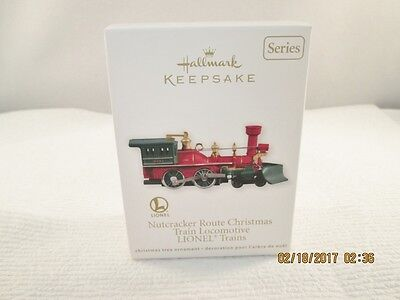 2012 Hallmark Ornament - Lionel Nutcracker Route Christmas Train Locomotive