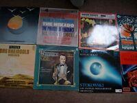 Vinyl Records/Classical