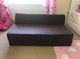 Double sofa bed still brand new