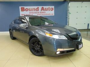 2009 Acura TL TECH PACKAGE - FULLY LOADED - BLUETOOTH