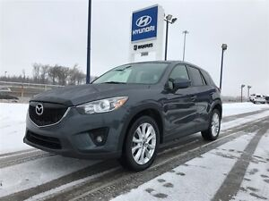 2013 Mazda CX-5 GT, toit ouvrant , cuir, mag!!