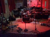 Mature experienced Rock Drummer seeks similar mature Rock Band