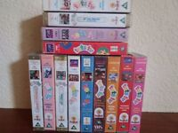 13 Tots Tv kids VHS/Video tapes. £4 ono