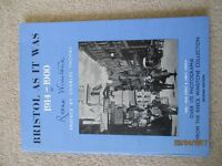 Reece Winstone Book - 2nd edition - Bristol as it was - 1914-1900