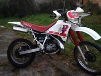 Yamaha Dt125r 1990 Off road Bike